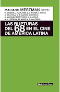 Papel RUPTURAS DEL 68 EN EL CINE DE AMERICA LATINA (COLECCION INTER PARES)