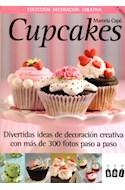Papel CUPCAKES DIVERTIDAS IDEAS DE DECORACION CREATIVA CON MAS DE 300 FOTOS PASO A PASO (ILUSTRADO)