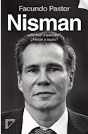 Papel NISMAN CRIMEN O SUICIDIO (RUSTICO)