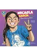 Papel MICAELA GARCIA LA NEGRA PARA CHICAS Y CHICOS (COLECCION ANTIPRINCESAS 11)