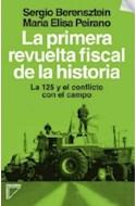 Papel PRIMERA REVUELTA FISCAL LA 125 Y EL CONFLICTO CON EL CAMPO