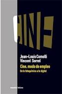 Papel CINE MODO DE EMPLEO DE LO FOTOQUIMICO A LO DIGITAL (COLECCION TEXTURAS) (RUSTICO)