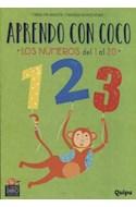 Papel APRENDO CON COCO LECTOESCRITURA DE LA A A LA Z (COLECCION MONO SABIO)
