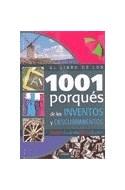 Papel LIBRO DE LOS 1001 PORQUES DE LOS INVENTOS Y DESCUBRIMIENTOS (DONDE CUANDO COMO QUIEN)