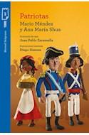 Papel PATRIOTAS (TORRE DE PAPEL AZUL) (+9 AÑOS) (HISTORIA)