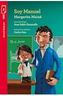 Papel SOY MANUEL (TORRE DE PAPEL ROJA) (+7 AÑOS) (HISTORIA)