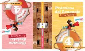 Papel EN PUERTO 4 PRACTICAS DEL LENGUAJE/CIENCIAS SOCIALES BUENOS AIRES (ACTIVADOS) (NOVEDAD 2014)