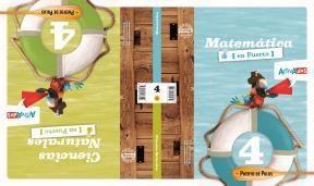 Papel EN PUERTO 4 MATEMATICA/CIENCIAS NATURALES BUENOS AIRES (ACTIVADOS) (NOVEDAD 2014)