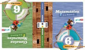 Papel EN PUERTO 6 MATEMATICA/CIENCIAS NATURALES BUENOS AIRES (NOVEDAD 2014)