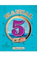 Papel MANUAL ACTIVADOS 5 PUERTO DE PALOS (CON FICHA) (NOVEDAD 2015)