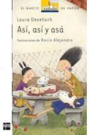 Papel ASI ASI ASA (BARCO DE VAPOR BLANCO) (5 AÑOS)