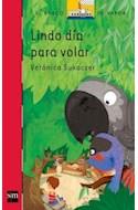Papel LINDO DIA PARA VOLAR (BARCO DE VAPOR ROJO) (12 AÑOS) (RUSTICA)