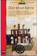 Papel DIEZ EN UN BARCO (BARCO DE VAPOR ROJO 32) (+12 AÑOS) (ILUSTRADO)