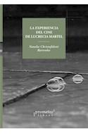 Papel EXPERIENCIA DEL CINE DE LUCRECIA MARTEL RESIDUOS DEL TIEMPO Y SONIDOS A ORILLAS DE LA PILETA