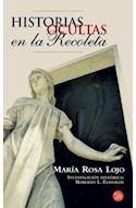 Papel HISTORIAS OCULTAS EN LA RECOLETA (NARRATIVA)