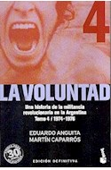 Papel VOLUNTAD TOMO 4 [1974-1976]