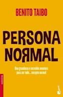Papel PERSONA NORMAL (NARRATIVA)