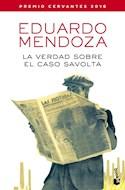 Papel VERDAD SOBRE EL CASO SAVOLTA (BIBLIOTECA EDUARDO MENDOZA)