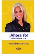 Papel AHORA YO (GUIAS PARA LA VIDA) (CARTONE)