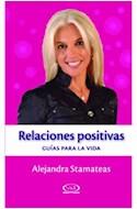 Papel RELACIONES POSITIVAS (GUIAS PARA LA VIDA) (CARTONE)