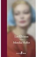 Papel ULTIMOS (COLECCION NOVELA)