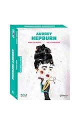 Papel AUDREY HEPBURN (COLECCION BIOGRAFIAS PARA ARMAR) [LIBRO + 300 PIEZAS] [PUZZLE BOOK] (CAJA)