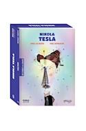 Papel NIKOLA TESLA (COLECCION BIOGRAFIAS PARA ARMAR) [LIBRO + 300 PIEZAS] [PUZZLE BOOK] (CAJA)