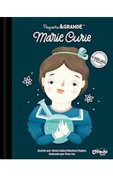 Papel MARIE CURIE (COLECCION PEQUEÑA & GRANDE 3) [ILUSTRADO] (CARTONE)