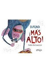Papel MAS ALTO (COLECCION BURUNDI 3) [ILUSTRADO] (CARTONE)