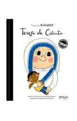 Papel TERESA DE CALCUTA (COLECCION PEQUEÑO & GRANDE 4) [ILUSTRADO] (CARTONE)