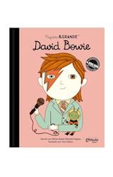 Papel DAVID BOWIE (COLECCION PEQUEÑO & GRANDE 2) [ILUSTRADO] (CARTONE)