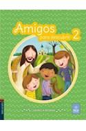 Papel AMIGOS PARA DESCUBRIR 2 EDELVIVES CAMINO A BETANIA (NOVEDAD 2015)