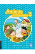 Papel AMIGOS PARA EL ENCUENTRO 3 EDELVIVES CAMINO A BETANIA (NOVEDAD 2015)