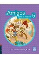 Papel AMIGOS PARA LA MISION 5 EDELVIVES CAMINO A BETANIA (NOVEDAD 2015)