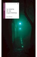 Papel CASONA DE LOS EXPERIMENTOS (COLECCION ALANDAR) (RUSTICA)
