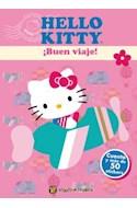 Papel HELLO KITTY BUEN VIAJE [CUENTO Y MAS DE 50 STICKERS] (MIS PERSONAJES FAVORITOS)