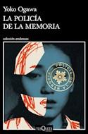 Papel POLICIA DE LA MEMORIA (COLECCION ANDANZAS 979)