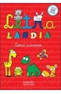 Papel LETRALANDIA LETRA CURSIVA (RUSTICA)