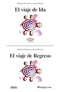 Papel VIAJE DE IDA / EL VIAJE DE REGRESO (COLECCION TAL PARA CUAL) (CARTONE)