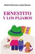 Papel ERNESTITO Y LOS PAJAROS (COLECCION TAL PARA CUAL)
