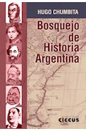Papel BOSQUEJO DE HISTORIA ARGENTINA (RUSTICA)