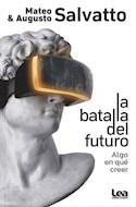 Papel BATALLA DEL FUTURO ALGO EN QUE CREER