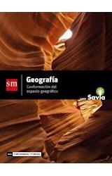 Papel GEOGRAFIA S M SAVIA CONFORMACION DEL ESPACIO GEOGRAFICO (1ºES NACION) (NOVEDAD 2018)