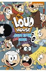 Papel ESTO ES UN GRAN CAOS (THE LOUD HOUSE 2) (ILUSTRADO)