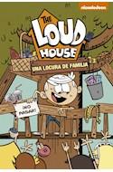 Papel UNA LOCURA DE FAMILIA (THE LOUD HOUSE 3) (ILUSTRADO)