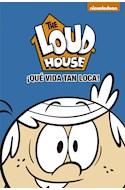 Papel QUE VIDA TAN LOCA (THE LOUD HOUSE 4) (ILUSTRADO)