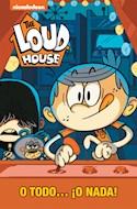 Papel O TODO O NADA (THE LOUD HOUSE 6) (ILUSTRADO)