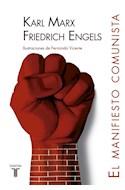 Papel MANIFIESTO COMUNISTA (ILUSTRADO) (COLECCION PENSAMIENTO) (RUSTICA)