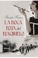 Papel BOCA ROJA DEL RIACHUELO (COLECCION ROMANTICA)