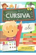 Papel APRENDEMOS CURSIVA (LIBRO EDUCATIVO) (RUSTICO)